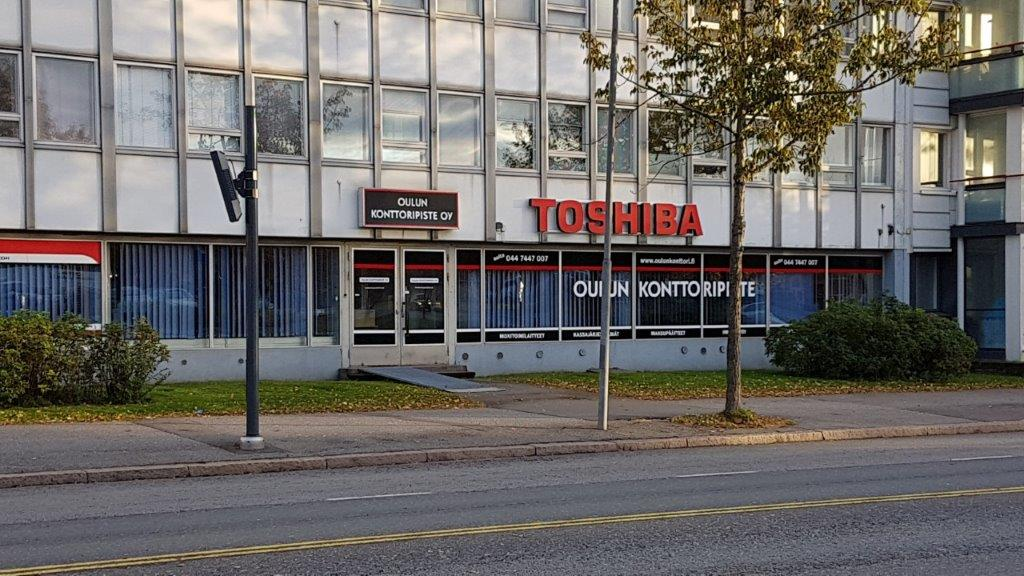 Oulun Konttoripiste Oy